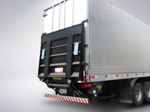 Plataforma elevat´roa para caminhão